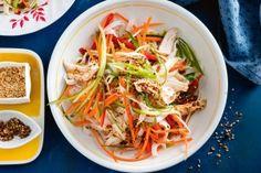 Bang bang chicken and noodles