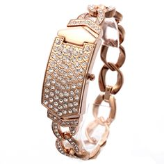 Cheap watch rose, Buy Quality watch rose gold directly from China watch stainless Suppliers: 2016 New Luxury Women's Wrist Watch Stainless Steel Band Bracelet Rhinestone Analog Quartz Watch Rose Gold Cheap Watches, Casual Watches, Women's Watches, Wrist Watches, Ladies Dress Watches, Rose Gold Watches, Watch Sale, Quartz Watch, Fashion Watches