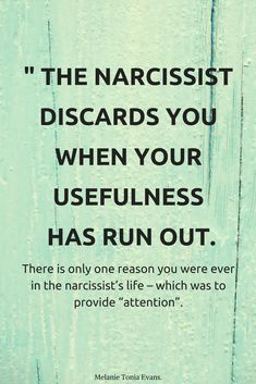 Why do narcissist discard you? Can they really be that insensitive and cruel? Find out what is going on in this blog - Understanding Narcissism - The personality disorder that destroys relationships, families and lives. #narcissists #healingfromabuse #abuserecovery