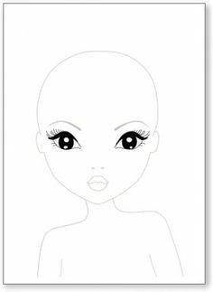 Malvorlage Gesicht Ohne Haare Coloring And Malvorlagan