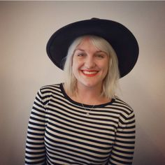 Lottie Marriner- Copywriter. Into anything and everything Marmite, her generous hat collection, singing loudly and tunelessly with her headphones in and making (but mainly eating) Sunday roasts.