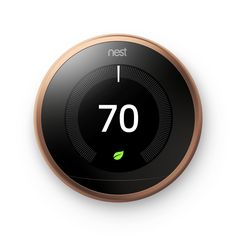 Save energy in style with the new Nest Learning thermostat. Shop it now!