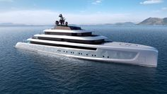 Oceanco's Latest Superyacht Is a Shimmering Spectacle on the Water [VIDEO]   Boating & Yachting