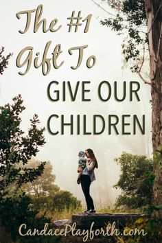 Being a mom is one of the toughest, yet most gratifying, jobs we will ever do. We are bombarded with parenting tips and advice, but the main gift we can give our children is loving them unconditionally. Find encouragement here…