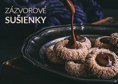 Zázvorové sušienky Cookies Et Biscuits, Caramel Apples, Geek, Recipes, Bakken, Geeks