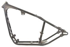 Chica Style Gooseneck Softail Frame by Santee from Chopper