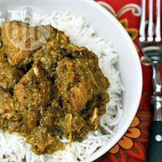 Goan Chicken Vindaloo @ allrecipes.co.uk