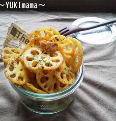 お弁当に嬉しい♪しゃきしゃき食感がくせになるしっかり味のれんこんレシピ | レシピブログ - 料理ブログのレシピ満載!