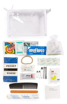 The Ultimate Wedding 'Emergency' kit