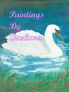 Hello and welcome to Paintings By Barbara. Barbara Flanagan is an artist located in Maryville, TN, painting the nature around her. House Painting, Swan, Digital Art, Paintings, Oil, Landscape, Outdoor Decor, Artist, Prints