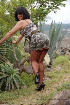 Amanda garters and stockings Nylons Heels, Black Pantyhose, Garters And Stockings, Sexy Lingerie, Amanda, Lady, Public, Beautiful, Women