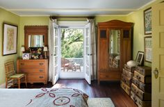 traditional bedroom by Francis Dzikowski Photography Inc.  Stacked suitcases