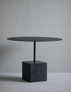 Knock Out Low Side Table c/w Square Base - Contract Furniture Store Dining Furniture, Cool Furniture, Furniture Design, Furniture Ideas, Indoor Hammock, Contract Furniture, Green Marble, Design Moderne, Everyday Objects