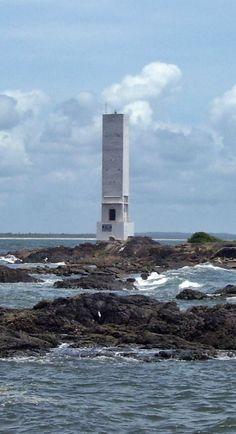 Farol de Itacaré - Bahia - Brasil