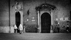 Piazza San Francesco. Foto di Isabella Colucci su http://www.flickr.com/photos/isabella_colucci/7360978940