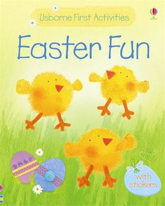 Easter fun will help to develop hand control, coordination, concentration http://org.usbornebooksathome.co.uk/bookskidslove-co-uk/catalogue/catalogue.aspx?cat=1&area=AB&subcat=ABEA&id=4986