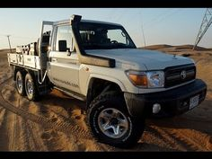 Toyota Land Cruiser 6x6. Is this my new 4x4? Andrew St Pierre White - YouTube