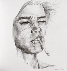 Shading techniques, doodle sketch, art sketchbook, pencil drawings, art d. Guy Drawing, Drawing People, Drawing Sketches, Drawing Ideas, Drawing Faces, Sketches Of People, Sketch Art, Doodle Sketch, Doodle Drawings
