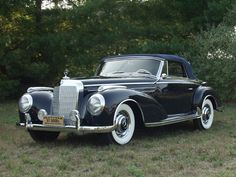 Mercedes Benz 300SC Roadster, 53 Roadsters were made.