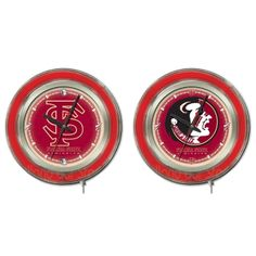 Use this Exclusive coupon code: PINFIVE to receive an additional 5% off the Florida State University Seminoles Neon Logo Clock at SportsFansPlus.com