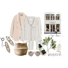 end of march by parisheartschic on Polyvore featuring moda, Zadig &…