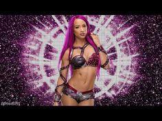 """WWE: """"Sky's The Limit"""" (Sasha Banks Theme Song 2017) - YouTube Sasha Banks Theme Song, Mercedes Kaestner Varnado, Wwe Sasha Banks, Indian Music, Songs 2017, I Miss U, Wwe Divas, Classical Music, News Songs"""