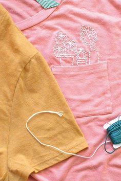 10 DIY embroidery projects to try now - Kittenhood
