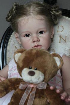 Your very own Custom Made CHILD size reborn by LittleBlessingsLLD