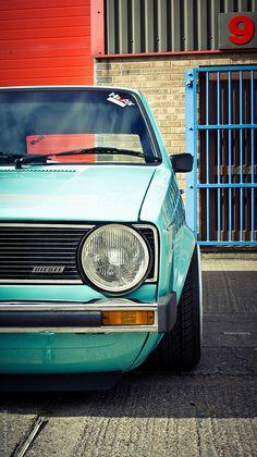 Sweet looking VW