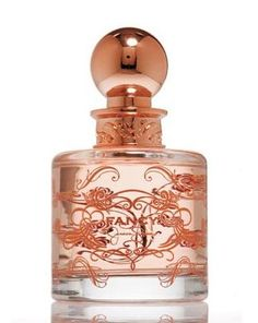 Fancy by Jessica Simpson is a sweet, fruity and caramel Oriental Vanilla fragrance with top notes including pear, apricot and red berries. Gardenia, jasmine, almond and caramel are in the middle on a sandalwood, vanilla and amber base.  Fragrantica <3<3<3<3