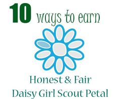 10 ways to teach Daisy Girl Scouts (Brownies, too) about the values of honesty…