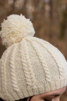 Knitting Stitches, Knitting Patterns, Popular Hats, Diy Mode, Yarn Stash, Seed Stitch, Garter Stitch, Yarn Colors, Beanie Hats