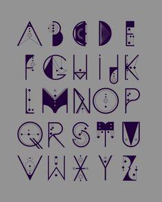 Alphabet   Alquimia                                                                                                  by Luis Miguel Torres