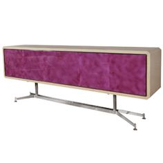 Rare 1960's sideboard designed by Maxime Old