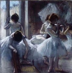 Find the latest shows, biography, and artworks for sale by Edgar Degas. Though he rejected the label, Edgar Degas contributed significantly to Impressionism … Edgar Degas, Degas Ballerina, Ballerine Degas, Degas Paintings, Degas Drawings, Art Français, Art Ancien, Contemporary Abstract Art, Impressionist Art