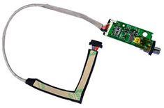 DC IN BOARD POWER PLUG iBook G4 A1133 A1054 820-1754-A