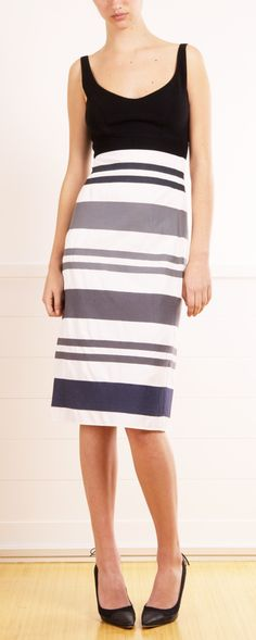 NARCISO RODRIGUEZ DRESS @Michelle Coleman-HERS