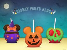 We have a new Halloween treat to share with you today from Disney Parks! Your desktop will be pretty sweet when you decorate it with our latest desktop/digital wallpaper, inspired by the yummy candy apples you can purchase this time of year. Blog Wallpaper, Apple Wallpaper, Trendy Wallpaper, Disney Wallpaper, Disney World Halloween, Disneyland Halloween, Halloween 2019, Halloween Candy Apples, Halloween Treats
