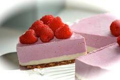 #Frambozentaart#cheesecake