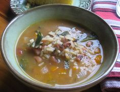 New Year's Day Soup