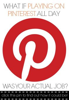 A totally for realz, full-time job for an amazing Pinterest-loving person at @Ahalogy   Click to see details!
