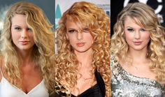 i miss the Taylor's curly hair days!  kinda like i miss Nicole Kidman's curls! ::: Taylor Swift with Curls | cutecurlyhair.com #curlsrock #curlyhair