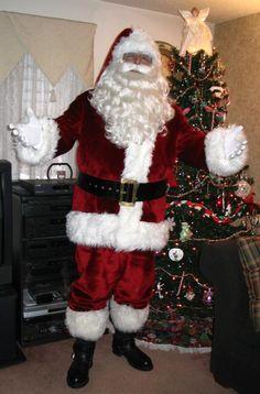 eadc049a7 1076 Best Santa suit ideas: images in 2018 | Papa noel, Father ...
