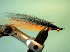 Clouser Minnow | Atado de moscas | Fly dreamers
