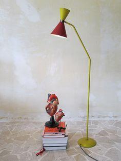 http://www.capperidicasa.com/en/portfolio/1950s-italian-floor-lamp-5/  Italian modern floor lamp - 1950 c.a. / Lampada italiana anni 50