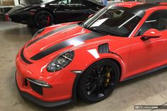 Get Porsche 911R stripes for your Porsche 991 GT3 RS! #gt3rs #porsche