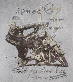 Vintage Motorcycles Motorcycle T Shirt Cafe Racer Bike Biker Vintage - British Motorcycles, Racing Motorcycles, Vintage Motorcycles, Custom Motorcycles, Cafe Racer Bikes, Cafe Racers, Motos Vintage, Retro Motorcycle, Custom Bobber