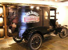Jack Daniel's Distillery Picture