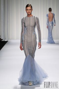 Abed Mahfouz - Couture - Spring-summer 2013 - http://www.flip-zone.net/fashion/couture-1/independant-designers/abed-mahfouz-3414