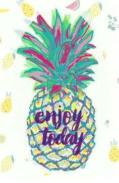 Pineapple phone wallpaper